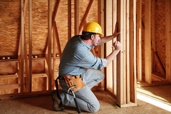 building contractor - carpenter
